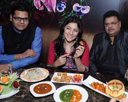 South Kolkata Veg Restaurant Inaugurated By Locket Chatterjee Veg Restaurant Vegetarian Recipes Veg