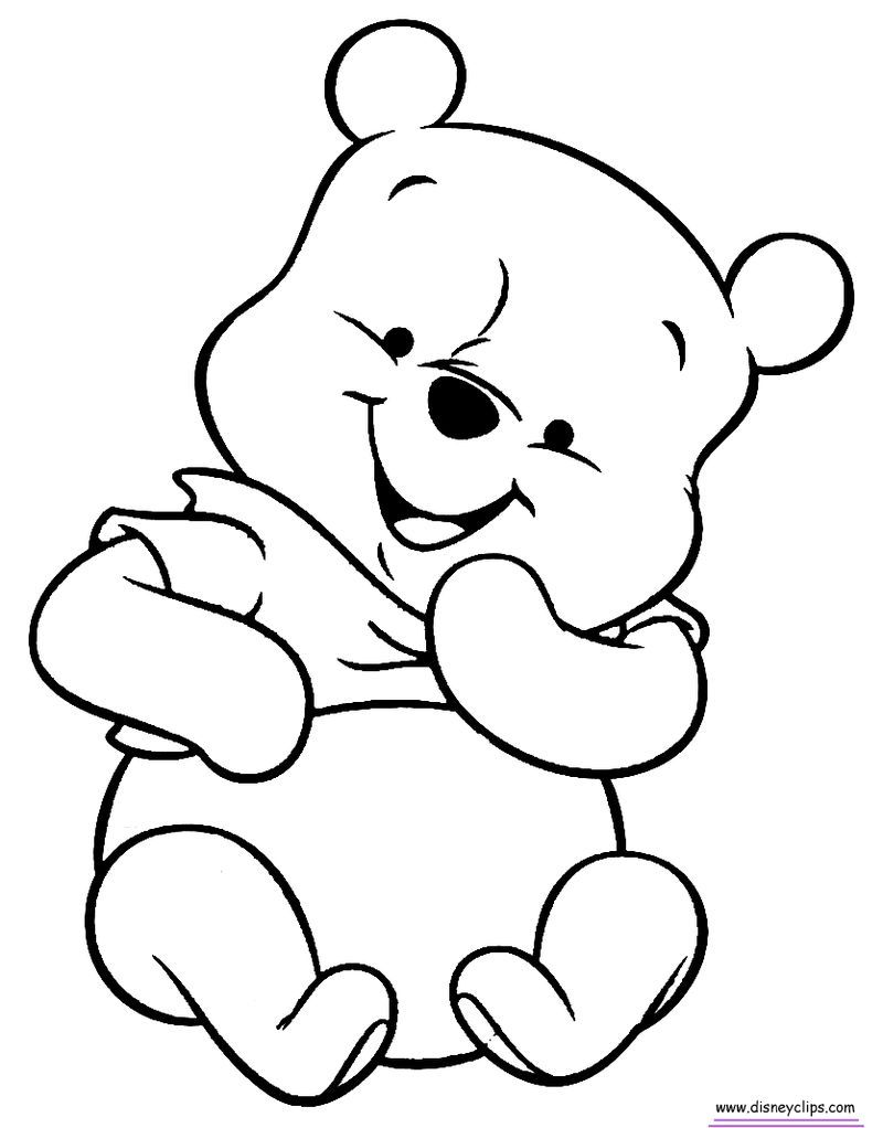 Cute Winnie The Pooh Coloring Pages Pdf Download Free Coloring Sheets Disney Coloring Pages Bear Coloring Pages Cartoon Coloring Pages