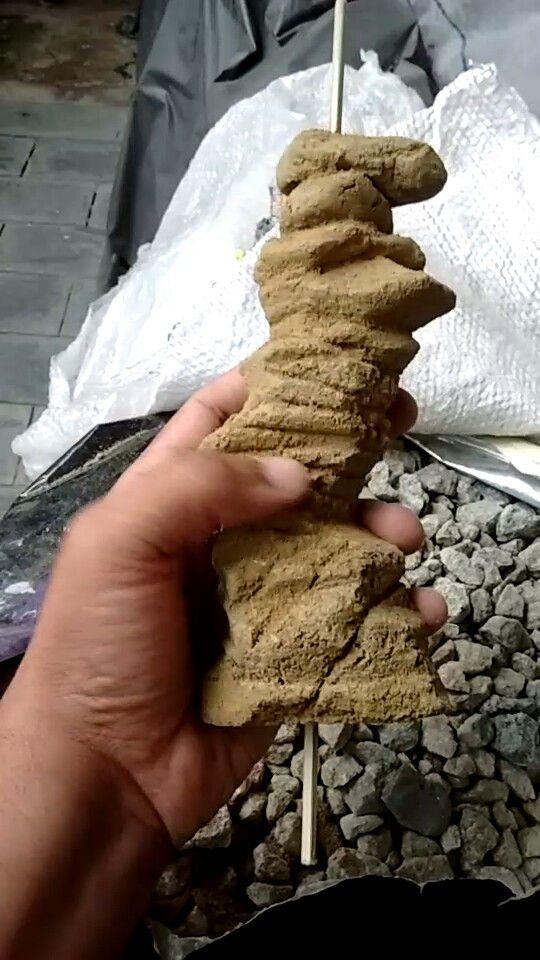 Projeto confecção de rochas artificiais. A237bc953c742000c0f5caae85d4b9b1