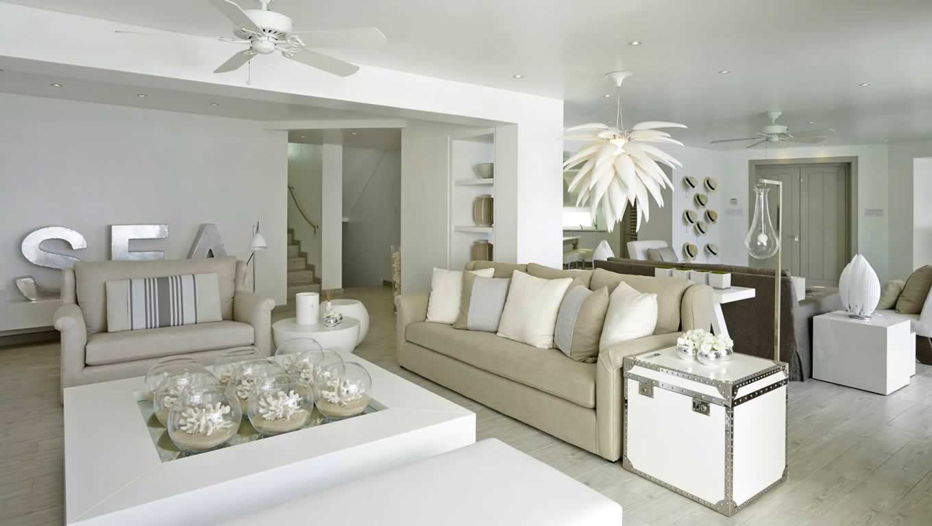 kelly hoppen interiors - Google Search  White Living RoomsWhite  RoomsEthnic Living RoomModern ...