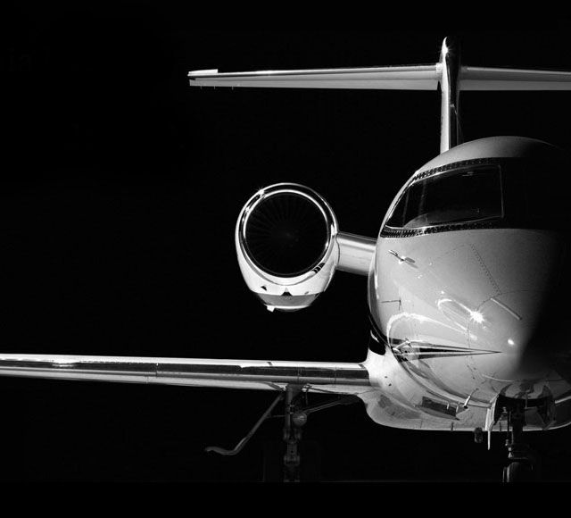 Private Jet Wallpaper Black And White  Wwwpixshark  Images Galleries W