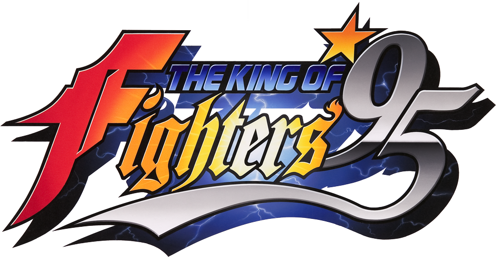 Latest 1000 519 King Of Fighters King Of Fighters 95 Game Logo