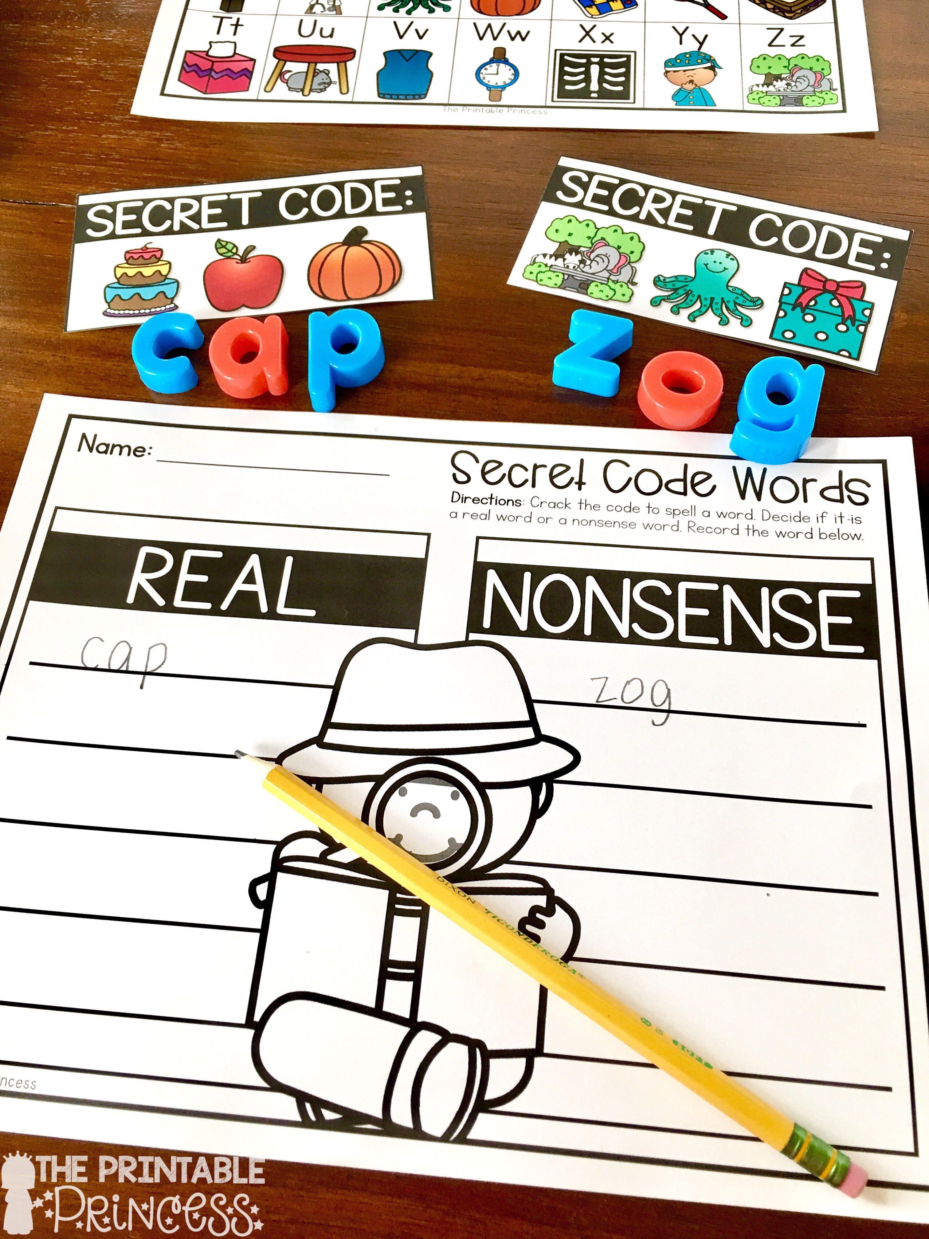Kindergarten Detective Theme Centers