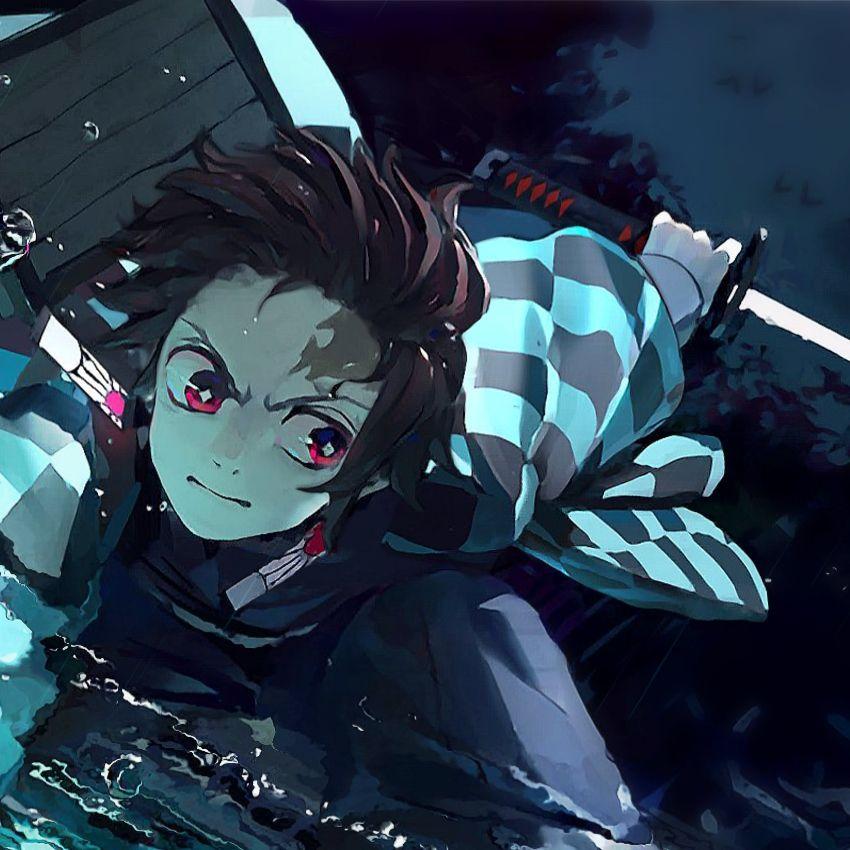Anime Wallpaper Demon Slayer Water Anime wallpaper