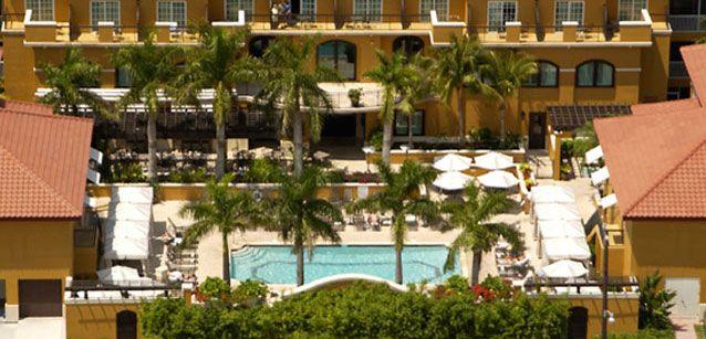 Florida Wedding Venues: Bellasera Hotel in Naples
