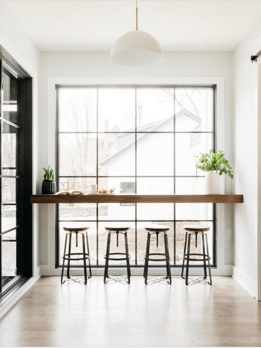 Raising the Kitchen Bar - Design Idea