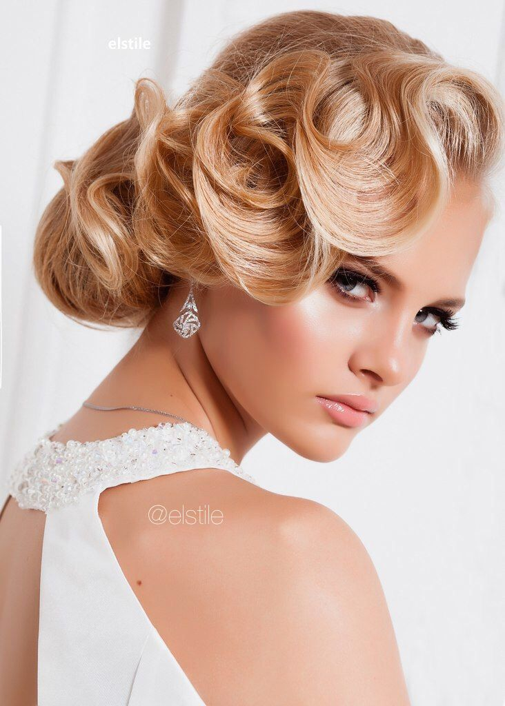 Wedding Bridal Hairstyle Coafuri Păr Nuntă Cocuri
