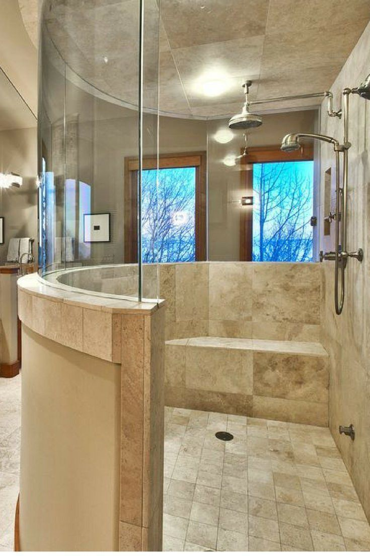 34 Large Luxury Master Bathrooms that Cost a Fortune ...