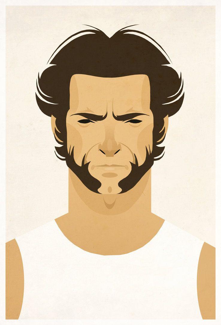 Wolverine Beard Comic : wolverine, beard, comic, Wolverine, Beard, Comic, Pictures