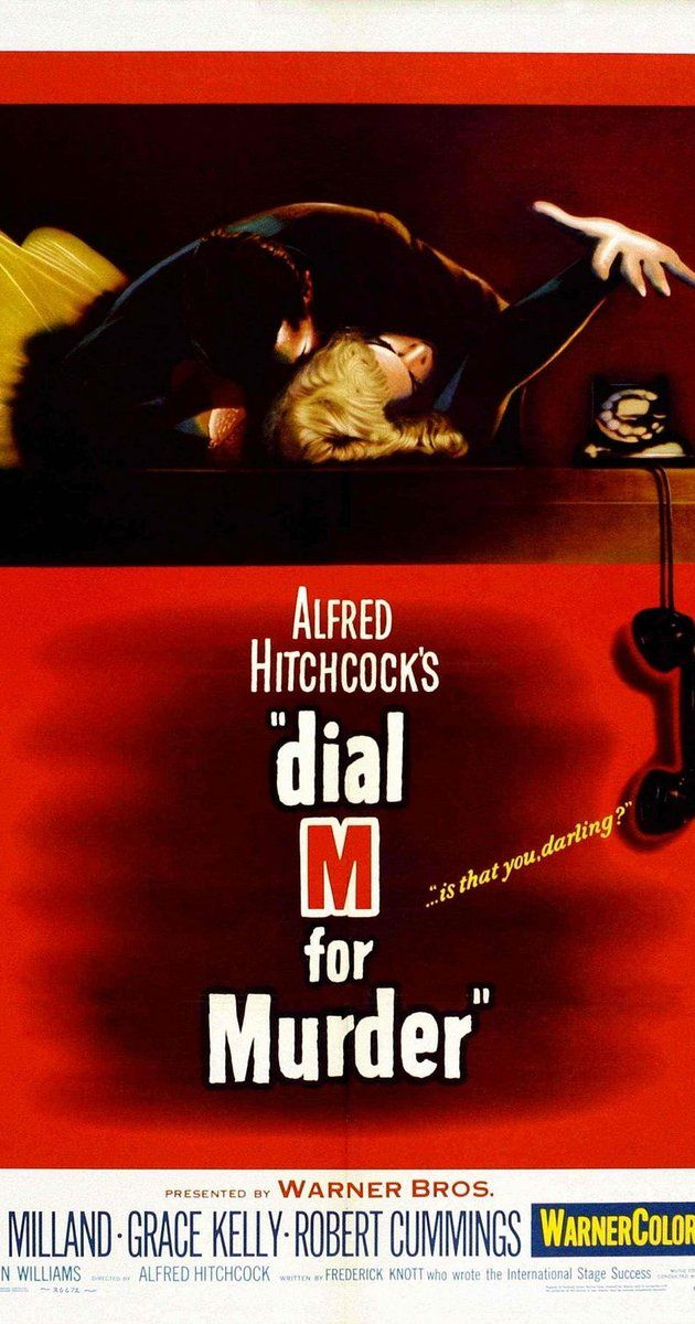 Watch Dial M for Murder Full-Movie Streaming