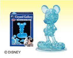 Crystal Puzzle Mickey Mouse