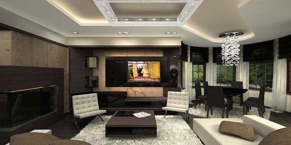 Luxury Penthouse Design 3 Luxurious Penthouse Apartment With Breathtaking  Colour Composition | Penthouses/luxury Apartments | Pinterest | Penthouse  ...
