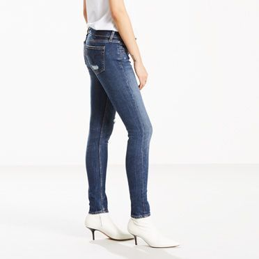 1756e19e 711 Altered Skinny Jeans | Products | Jeans, Skinny Jeans, Skinny
