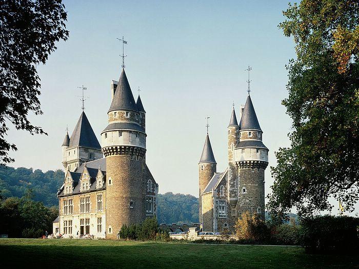 Faulx Les Tombes Castle Namur Belgium Places Pinterest Belgium