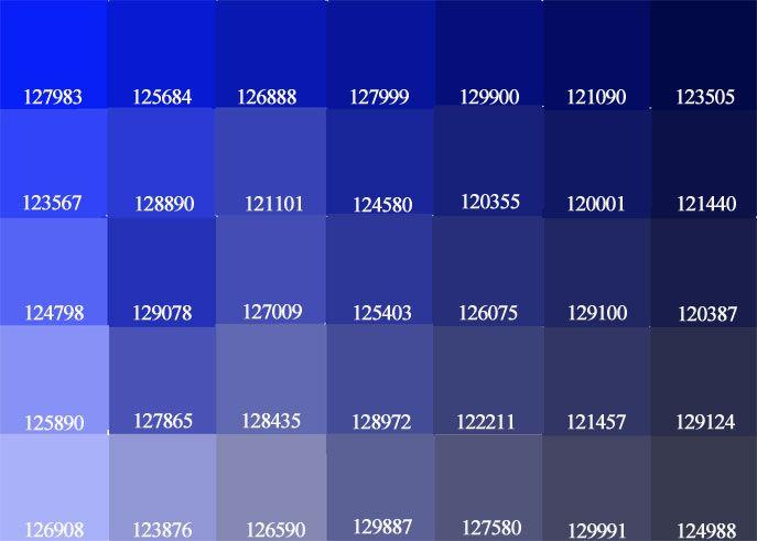 Shades Blue Color Schemes Bedroom Color Schemes Blue Purple Paint