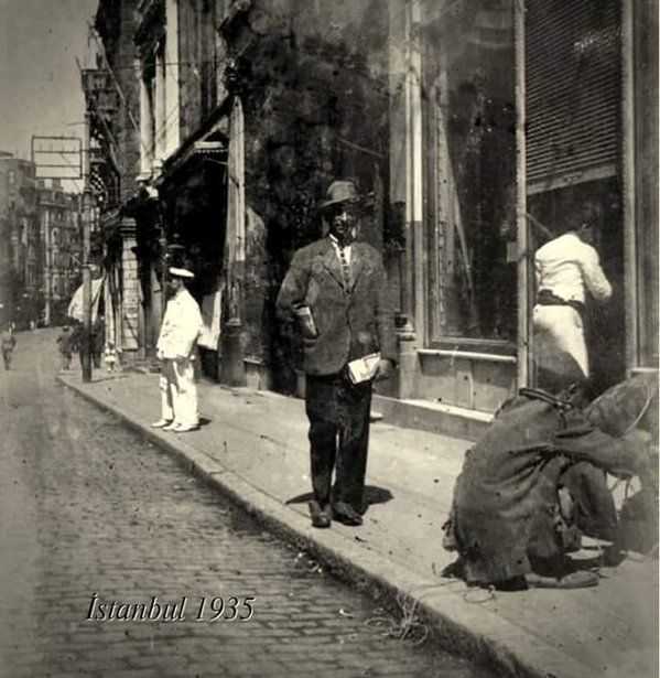1935, İstanbul #istanlook #nostalji #birzamanlar
