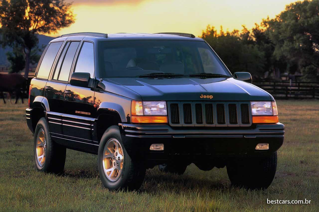 Sonho dos anos 90, Grand Cherokee quer voltar ao topo | Jeep grand