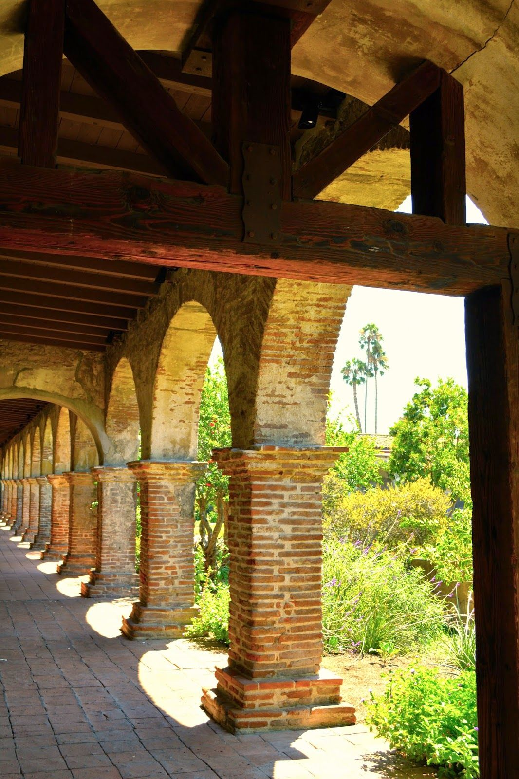 laurelwest: San Juan Capistrano