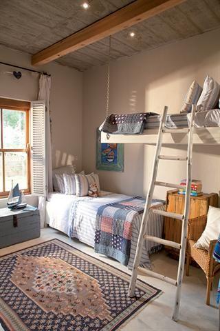 Room with Double Decker Beds | Kamer met Dubbeldekker Beddens ...