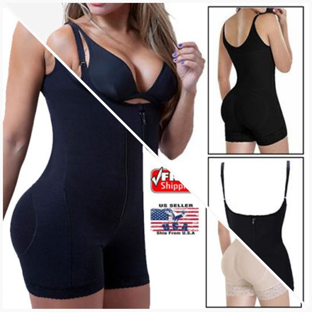 62f769da81 Miss Moly Latex Full Body Modeling Shaper Waist Cincher Underbust Bodysuit  Jumpsuit Shapewear Pants Zipper Slimmer Corset  corset  corsets  night   stockings ...