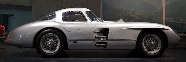 Vintage Mercedes Prototypes