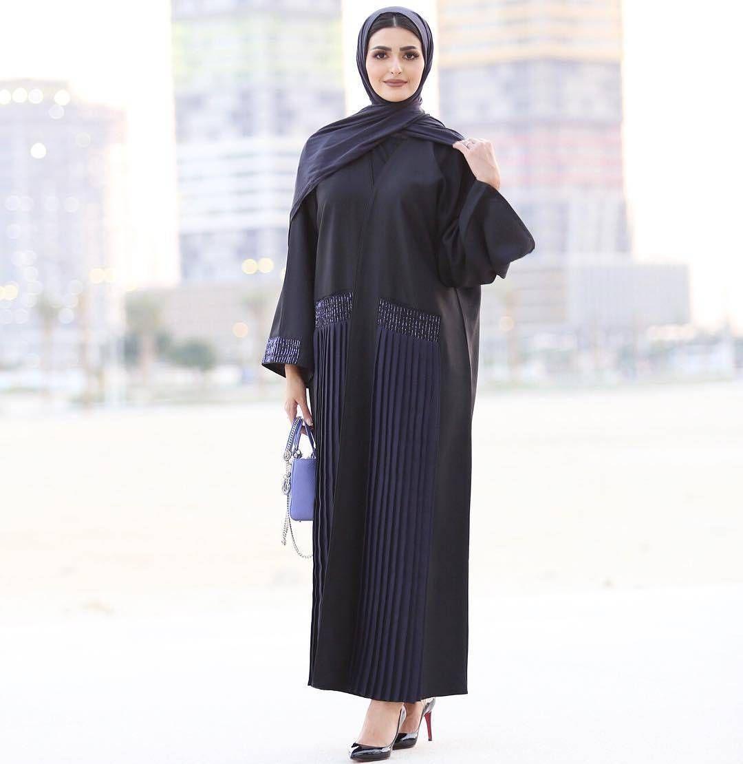 Repost haneenalsaify with instatoolsapp abaya by waar abayas