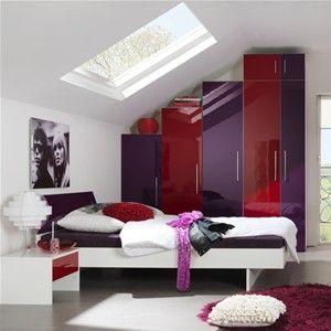 Bedroom furniture range from Queenstreet.