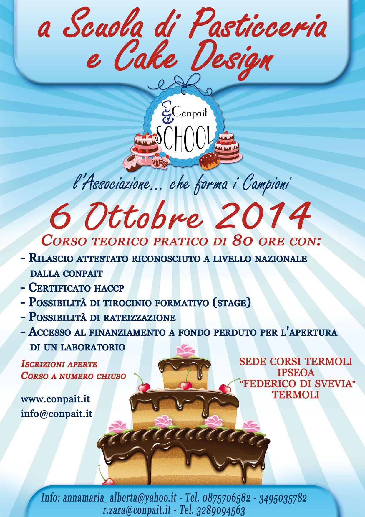 A Scuola Di Pasticceria E Cake Design A Termoli Pasticceria
