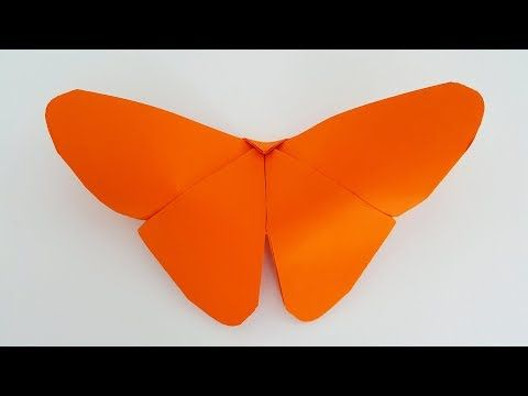 Photo of Making Butterfly from Paper – Origami Butterfly – How to make butterfly from paper?
