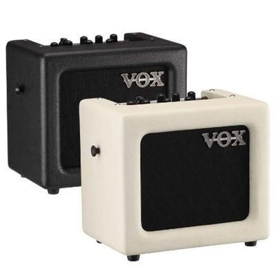 Vox MINI3 G2 Combo - Black Image 1