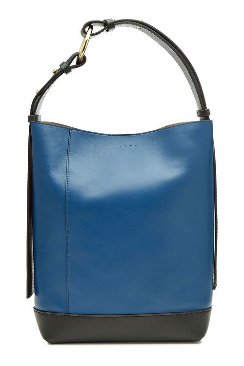 43377809b48 MARNI Leather Tote.  marni  bags  hand bags  suede  tote