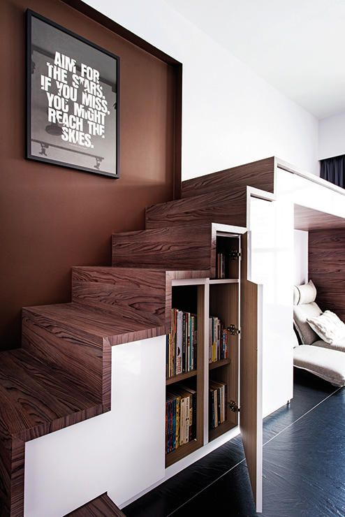 12 Built in Storage Ideas for Your HDB Flat Storage ideas