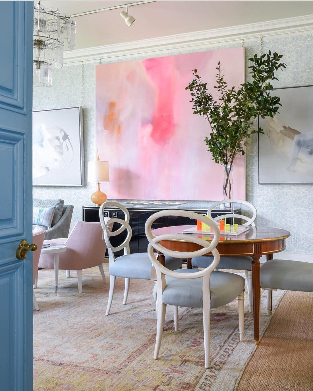 Colourful Interior | Office & Artist workplace | Pinterest ...