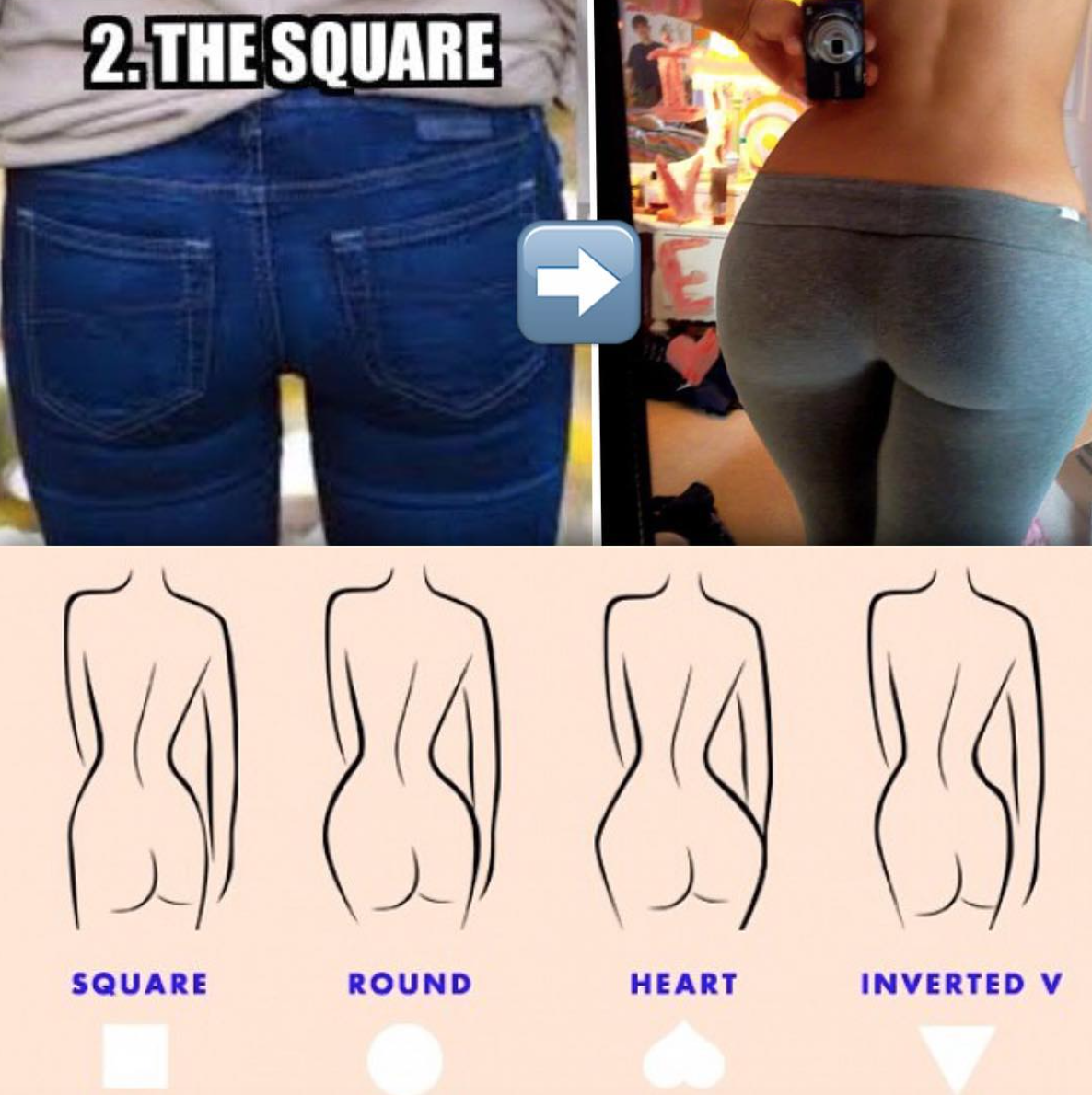 Does A Woman's Buttocks Get Bigger After Sex
