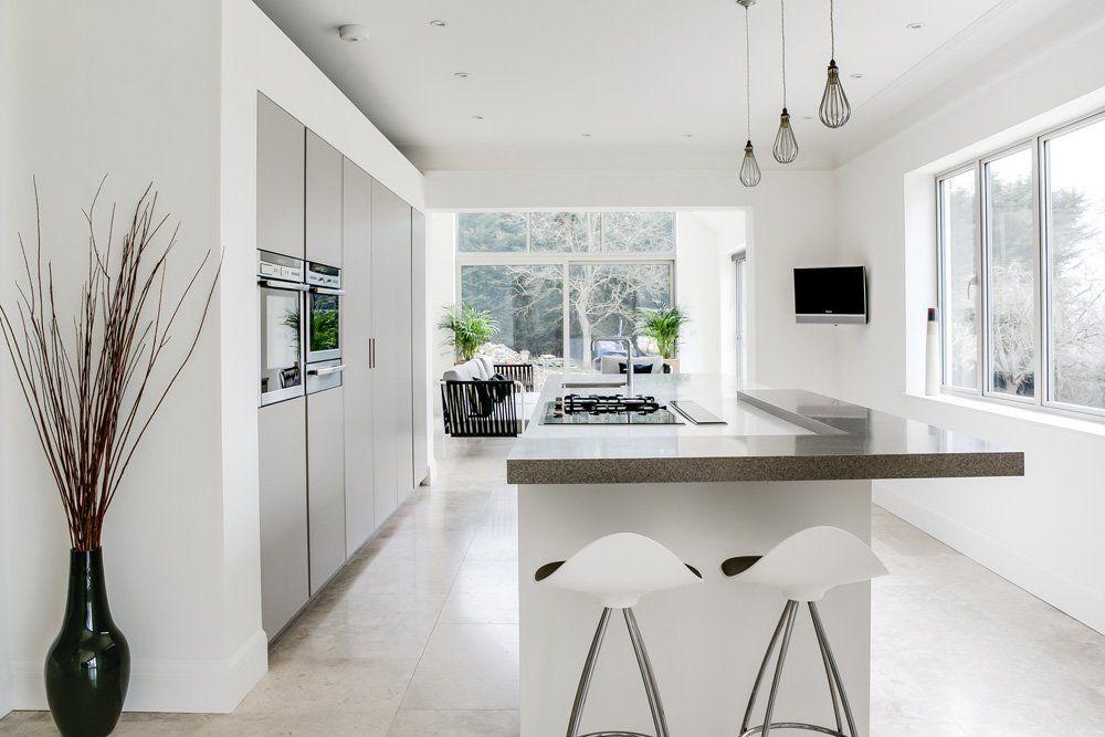 Image Result For Open Plan Living Designs Uk Open Plan Kitchen