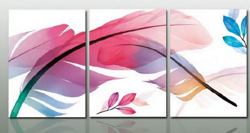 Abstract Painting, Canvas Painting, Large Painting, Living Room Wall ...