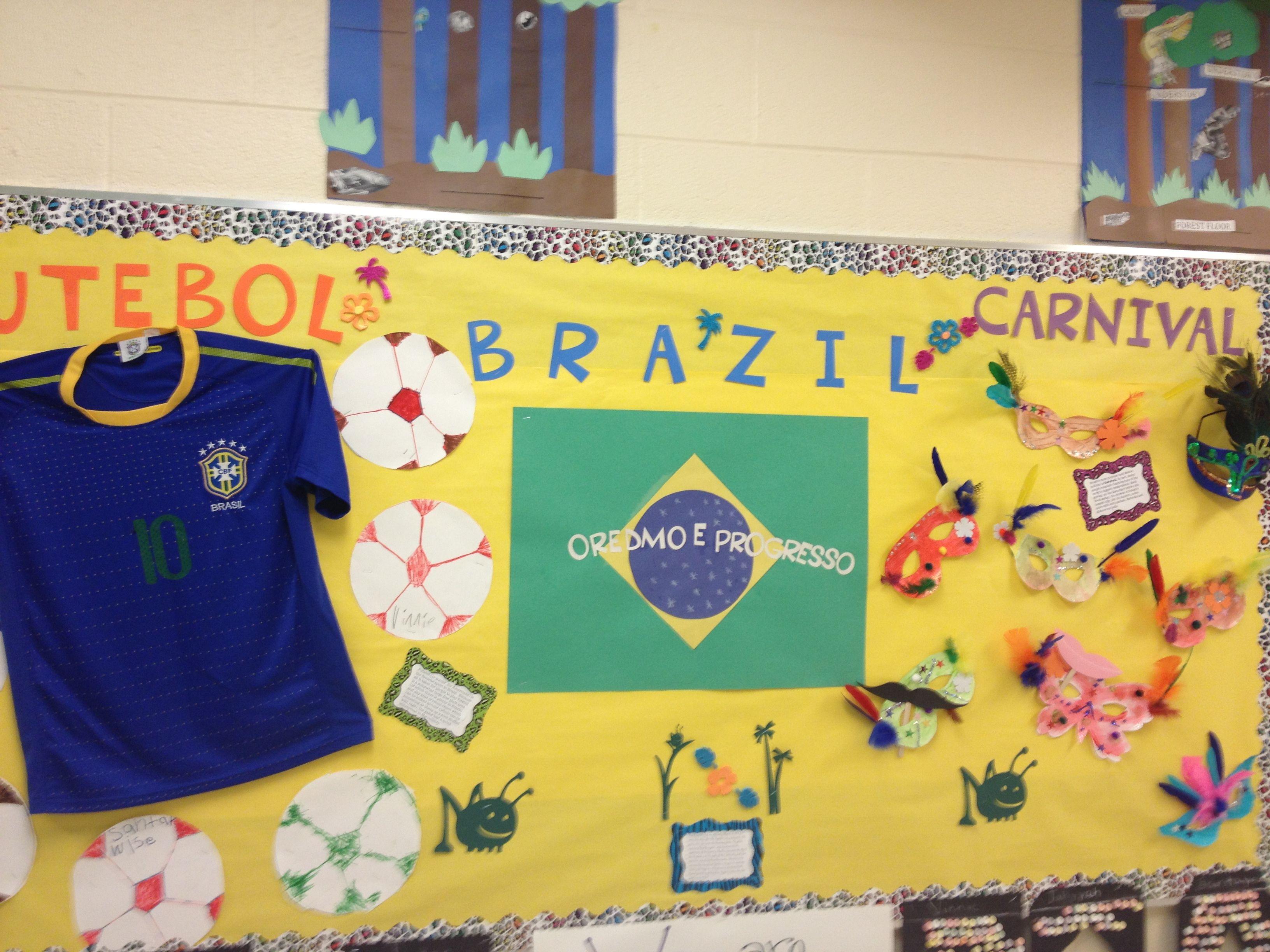 Brazil Bulletin Board