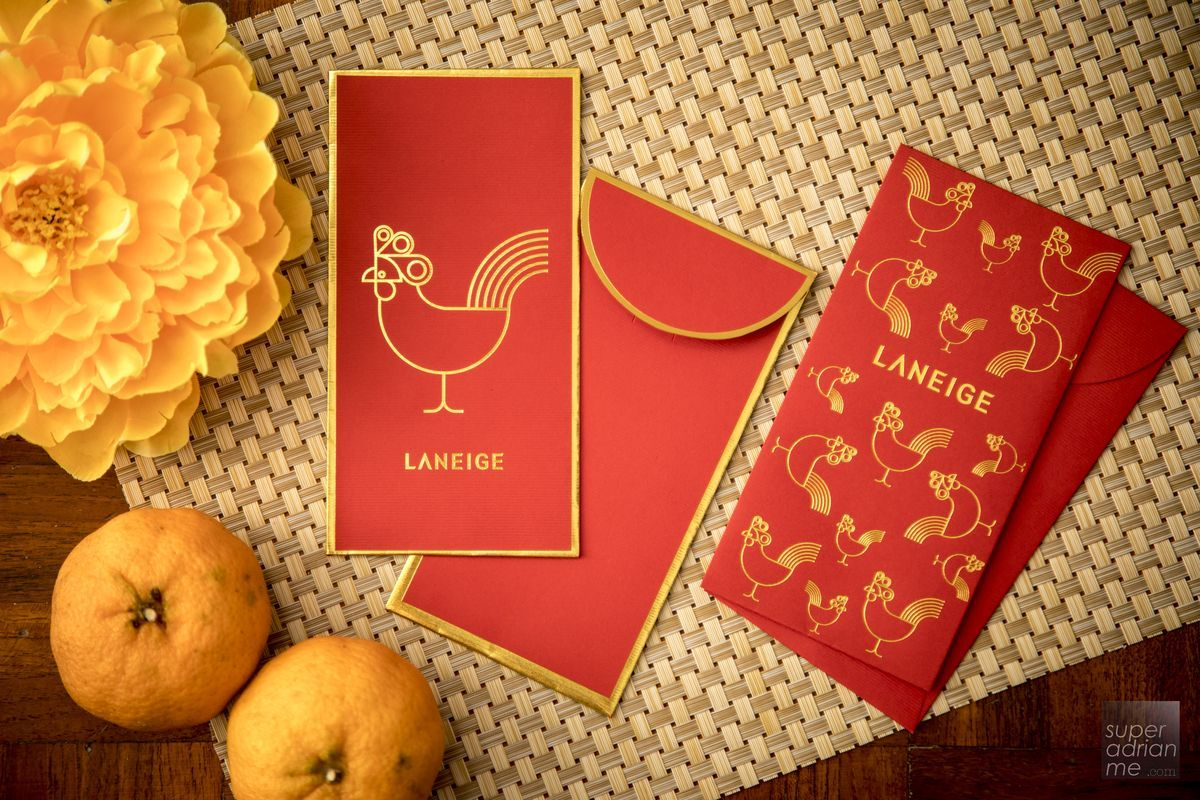 Ang Baos (Red Packets) That You Will Like To Get In 2017
