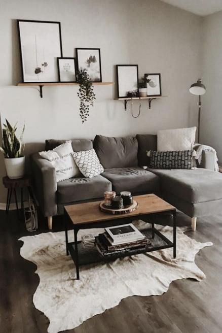 49 Ideas For Home Decored Apartment Living Room Small Spaces Pillows Living Room Decor Modern Living Room Decor Apartment Farm House Living Room
