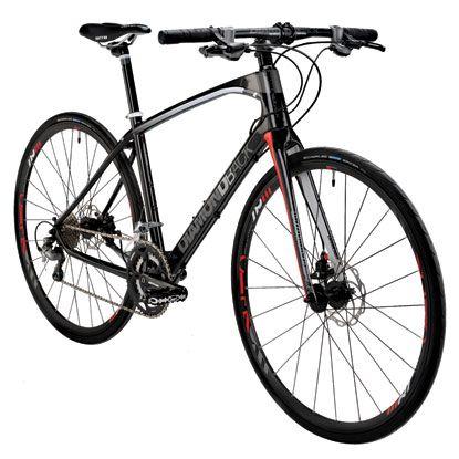 2014 Diamondback Interval Carbon Flat Bar Bicicletas