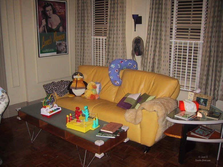 Joeyu0027s Living Room