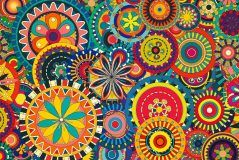 Colorful Pattern Wallpapers Widescreen For Wallpaper High Resolution Desktop On Abstract Category Similar With Cool