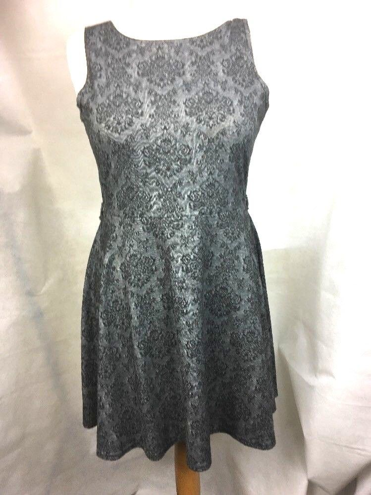 Womens Dress Grey Size 16 Uk D2 Fashion Clothing Shoes Accessories Womensclothing Dresses Ebay Link Dresses Womens Dresses Bodycon Mini Dress