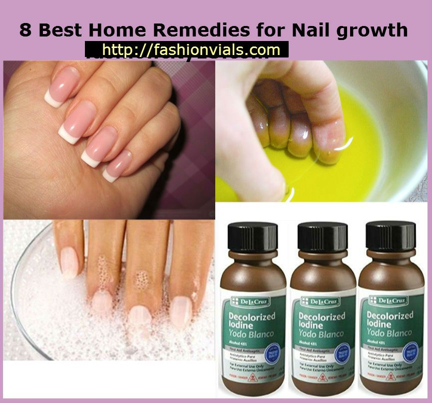 Check The Best Home Remes For Nail Growth You Can Grow Your Length Very