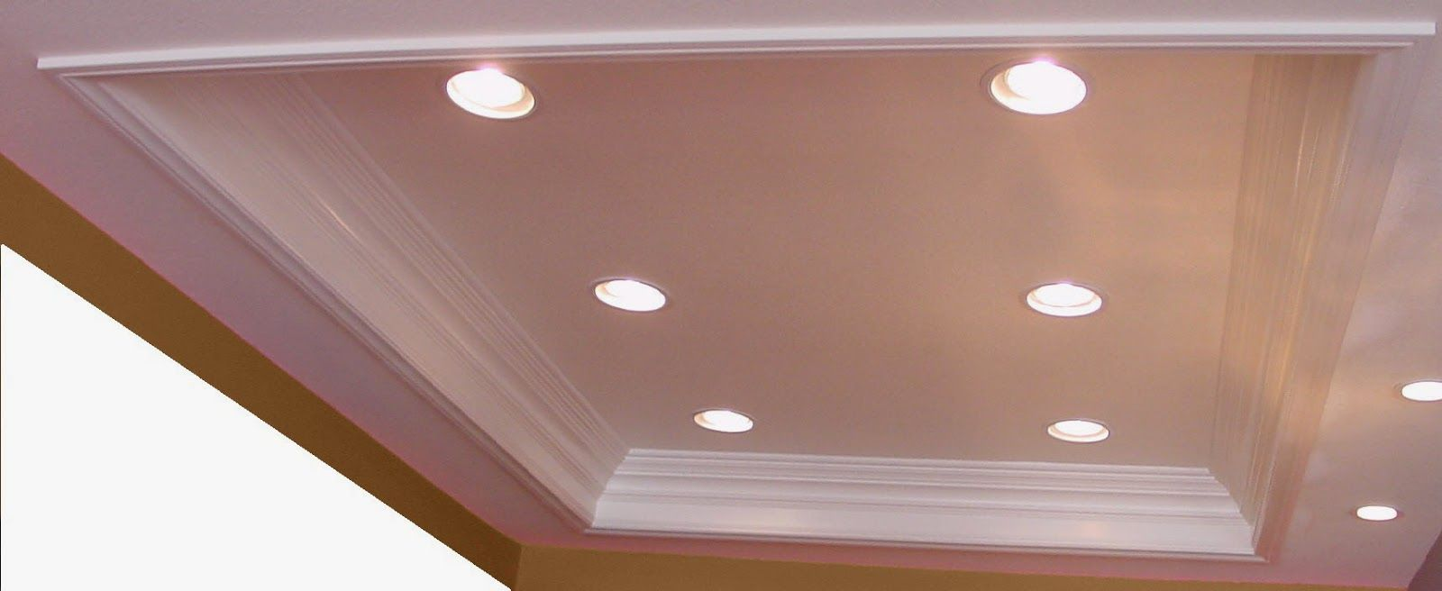 led recessed lighting layout guide different decor on home gallery