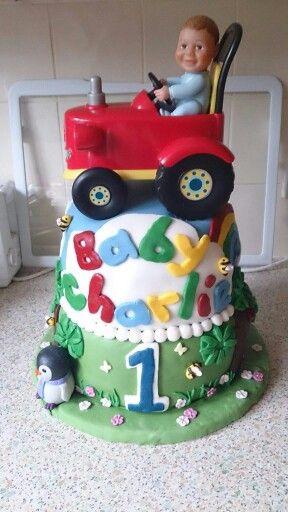 Baby Jake Cake LAN CAKES Pinterest Jake cake and Cake