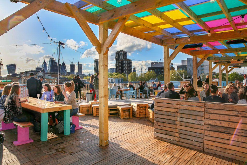 Best Summer Roof Terraces in London Best rooftop bars