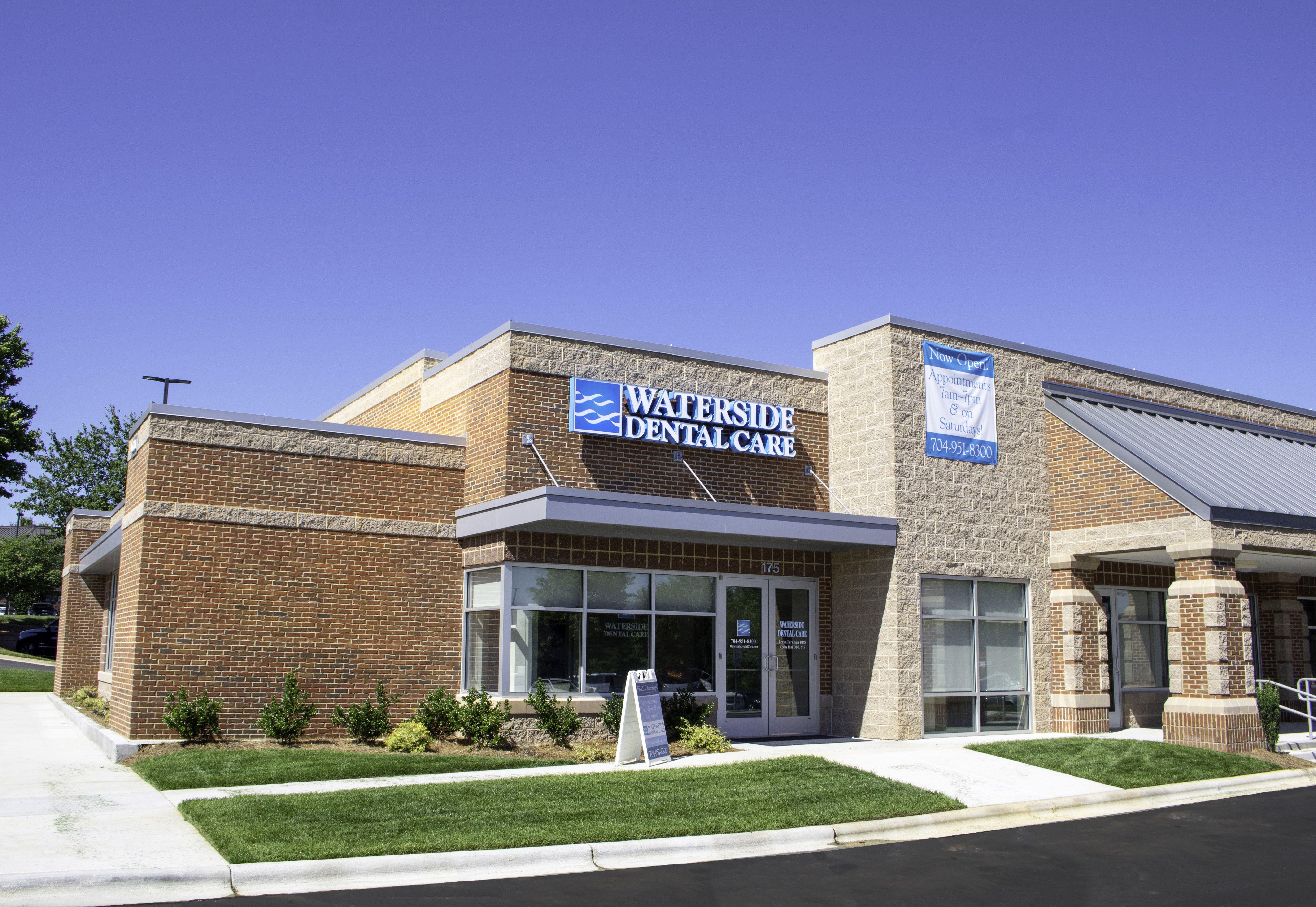 Waterside Dental Care Exteriors Design Ergonomics Inc