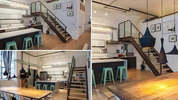 Ristrutturare casa a Toronto con uno stile contemporaneo