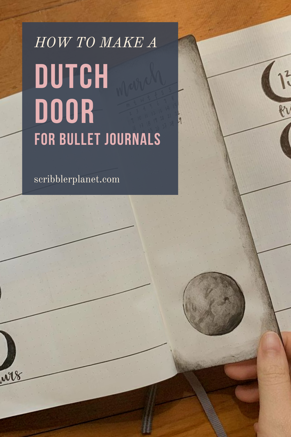 The Essential Guide To Bullet Journal Dutch Door Layouts